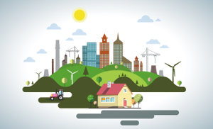 Building the Future: New ICT Enables Smart City